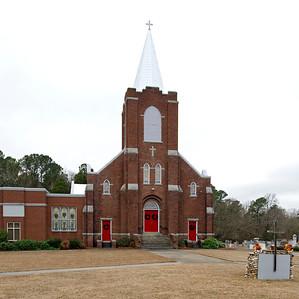 Cedar Grove Lutheran Church, Batesburg-Leesville