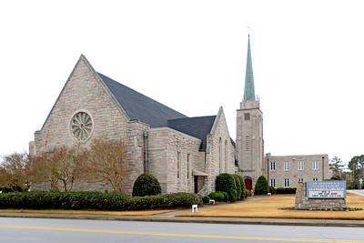 St. Stephen's Church, Lexington