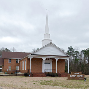 Salem Baptist Church, Hunts Bluff