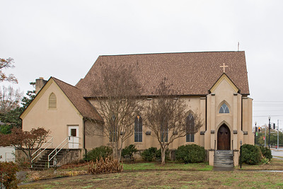 St. Luke's Episcopal Church, Newberry