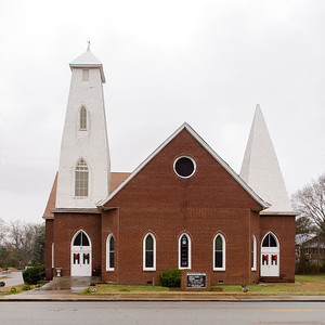 Bethlehem Baptist Church, Newberry