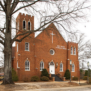 Holy Trinity Lutheran Church, Little Mountain