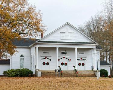 Bush River Chapel, Newberry
