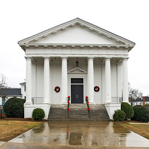 Newberry First Baptist, Newberry