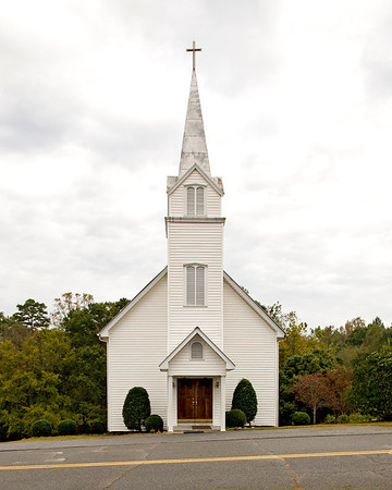 Old Madison Church, Avalon