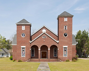 Shiloh AME Church, Edisto