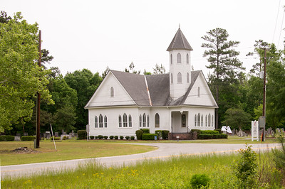 Target Methodist Church, Holly Hill