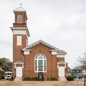 Woodrow Memorial Presbyterian Church, Columbia