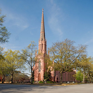 First Presbyterian Church, Columbia