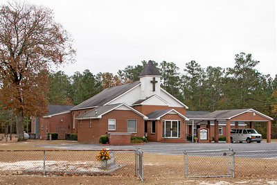Round Top Baptist Church, Blythewood