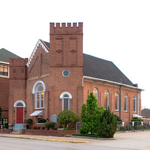 Wesley Methodist Church, Columbia