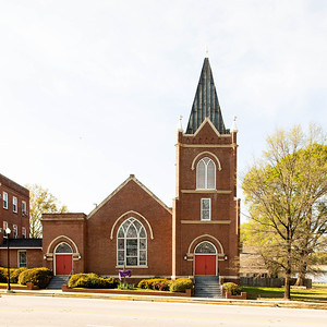 Whaley Street Methodist Church, Columbia