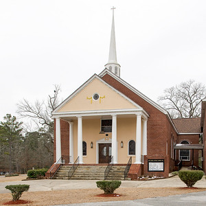 Zion Chapel Baptist Church No. 1, Columbia