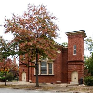 Ebenezer Lutheran Chapel, Columbia