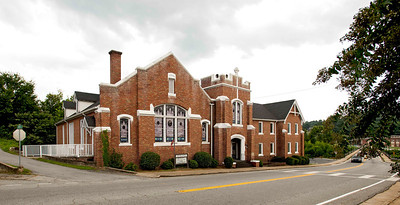 Montgomery Memorial Methodist Church, Pacolet