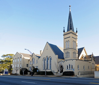 Central Methodist Church, Spartanburg