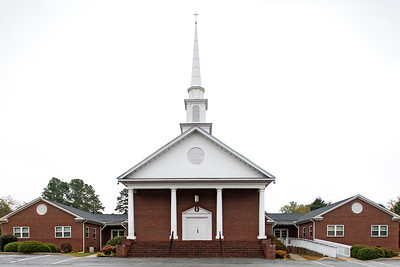 New Hope Baptist Church, Cross Anchor