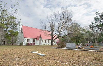 St. Mark's Episcopal Church, Sumter County