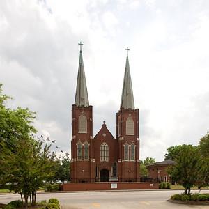 St. Anne Catholic Church, Sumter