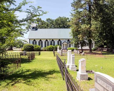 Wedgefield Presbyterian Church, Wedgefield