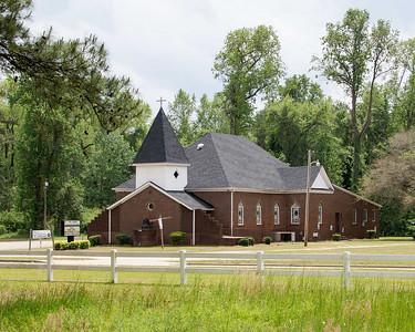 Mt. Zion Methodist Church, Sumter