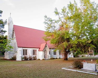 St. Mark's Church, Pinewood