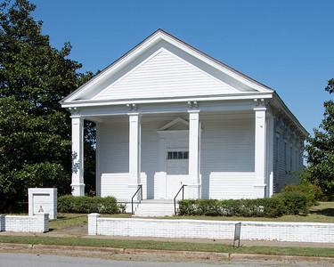 Mayesville Baptist Church, Mayesville