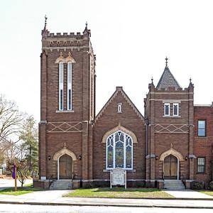 First Presbyterian Church, Union