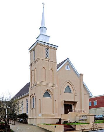 Corinth Baptist Church, Union