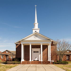 Pleasant Hill Baptist Church, Hemingway