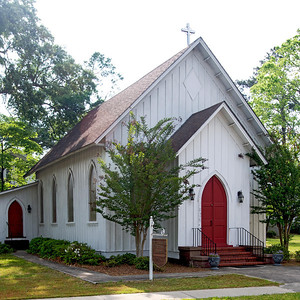 St. Alban's Episcopal Church, Kingstree
