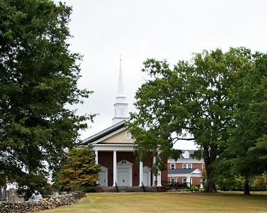 Ebenezer Presbyterian Church, Rock Hill