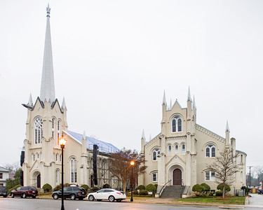 First Presbyterian Church, York