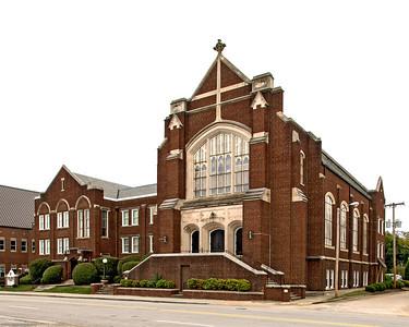 St. John's United Methodist Church, Rock Hill
