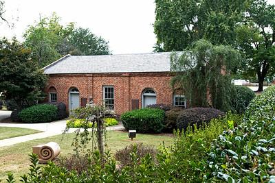 Memorial Chapel Winthrop University, Rock Hill
