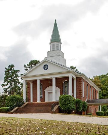 Bullock Creek Presbyterian Church, Sharon