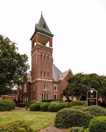 First Presbyterian Church, Rock Hill