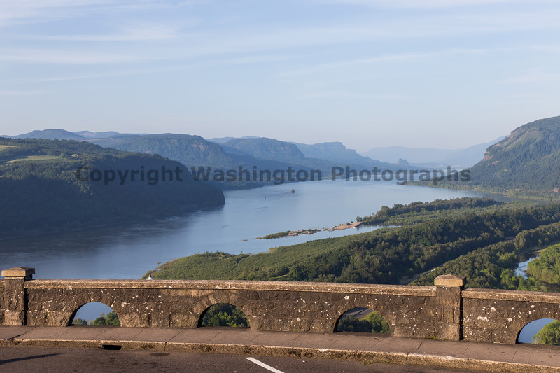 Columbia River Gorge Vista House 28