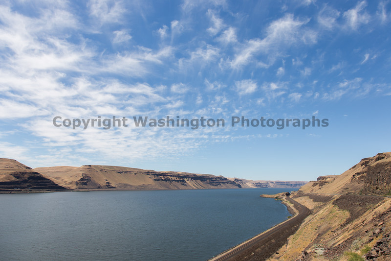 Columbia River Gorge Viewpoint 46