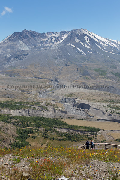 Mt St Helens Johnston Ridge 208