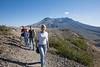 Mt St Helens Trail Hiking 304