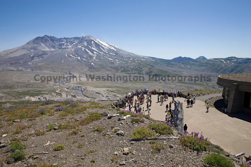 Mt St Helens Johnston Ridge 150