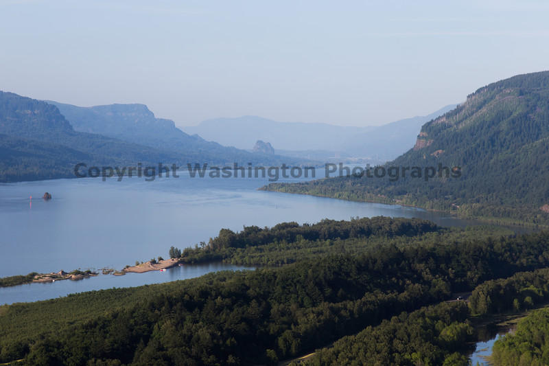 Columbia River Gorge Vista House 22