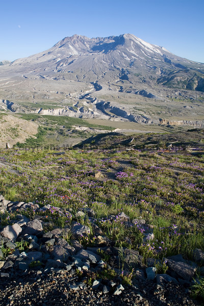 Mt St Helens Johnston Ridge 105