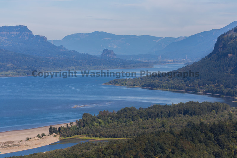 Columbia River Gorge Vista House 36