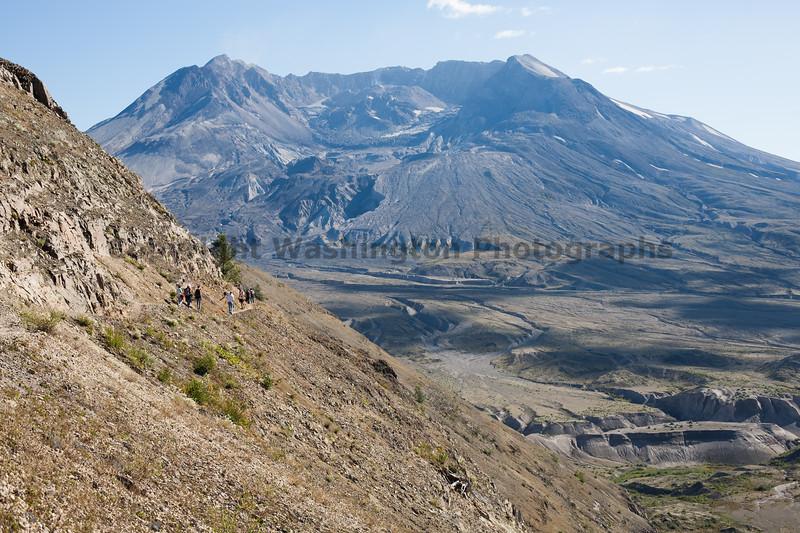 Mt St Helens Trail Hiking 300