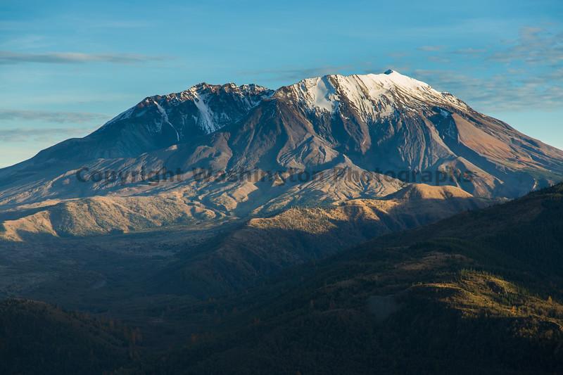 Mt St Helens Sunset 10