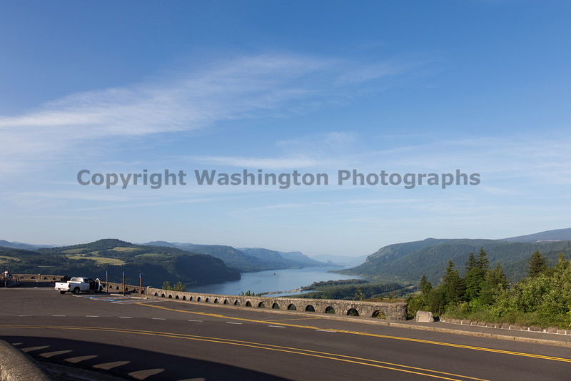 Columbia River Gorge Vista House 18