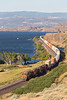 Columbia River Gorge Trains 51