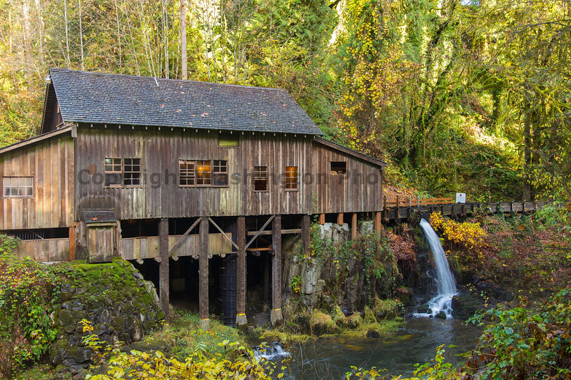 Cedar Creek Grist Mill 12
